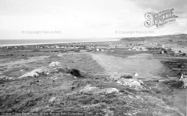 Photo of Morfa Bychan, General View c.1960