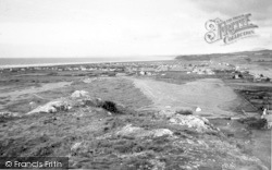Morfa Bychan, General View c.1960