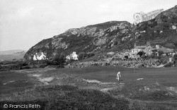 Morfa Bychan, Golf Links 1936