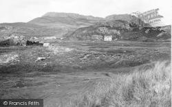 Morfa Bychan, Golf Links And Moel-Y-Gest 1925