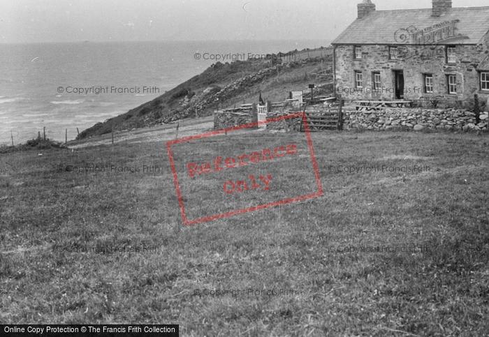 Photo of Morfa Bychan, Pentrip Farm 1935