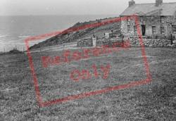 Morfa Bychan, Pentrip Farm 1935
