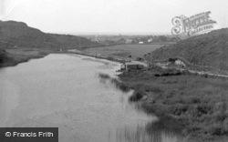 Morfa Bychan, The Lake 1936