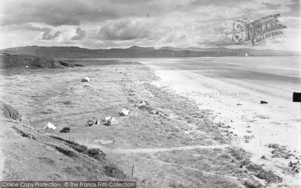 Photo of Morfa Bychan, The Sands 1931