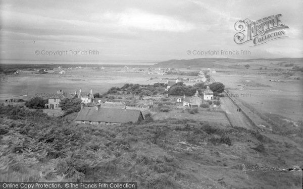 Photo of Morfa Bychan, The Village 1933
