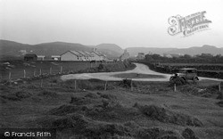 Morfa Bychan, View From The West 1936