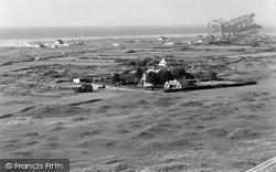 Morfa Bychan, View Of The Golf Links 1936