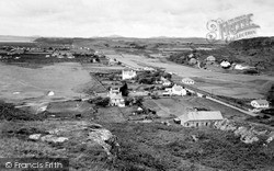 Morfa Bychan, Village c.1960