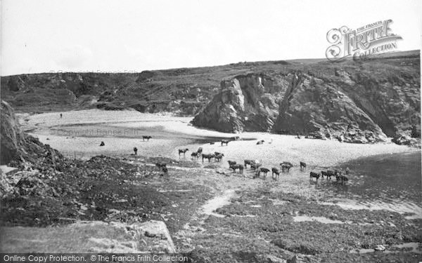 Photo of Morfa Nefyn, Aber Geirch (Cable Bay) c.1935