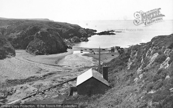 Photo of Morfa Nefyn, Aber Geirch Or Cable Bay c.1935