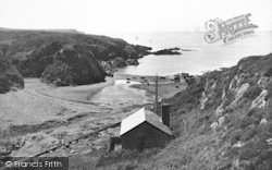 Morfa Nefyn, Aber Geirch Or Cable Bay c.1935