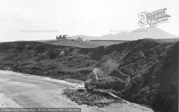 Photo of Morfa Nefyn, Beach And Golf Course c.1935