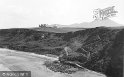 Morfa Nefyn, Beach And Golf Course c.1935