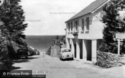 Morfa Nefyn, Beach Road c.1960