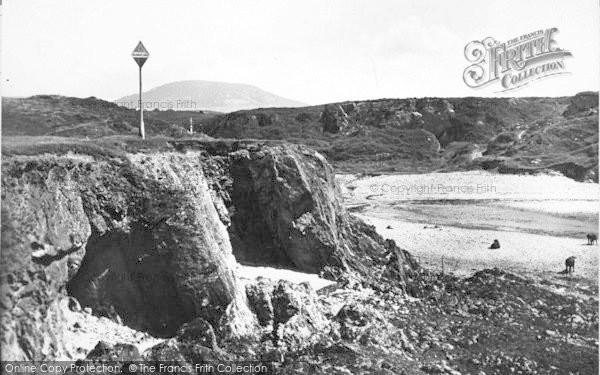 Photo of Morfa Nefyn, Cable Bay (Abergeirch)  c.1935