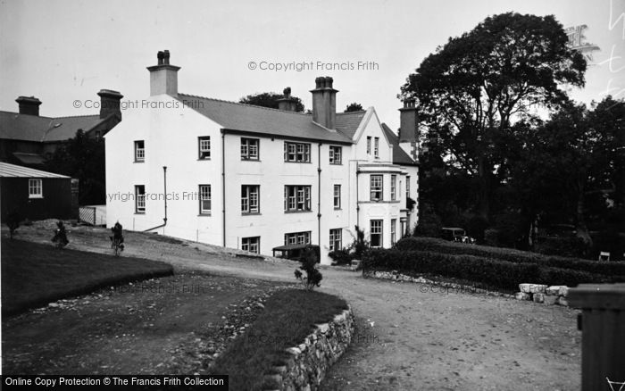 Photo of Morfa Nefyn, Cecil Hotel c.1936