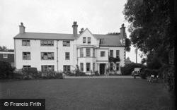 Cecil Hotel c.1936, Morfa Nefyn