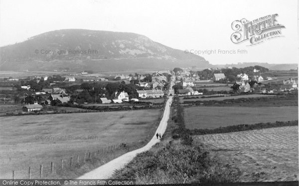 Photo of Morfa Nefyn, General View c.1933