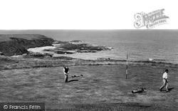 Morfa Nefyn, Golf  Links c.1955