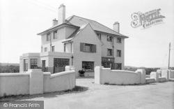 Morfa Nefyn, Linksway Hotel 1938