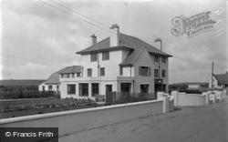 Linksway Hotel c.1938, Morfa Nefyn