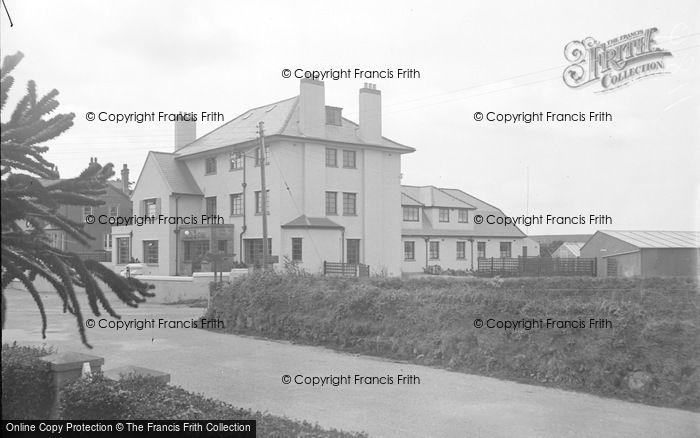 Photo of Morfa Nefyn, Linksway Hotel c.1938