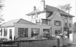 Morfa Nefyn, Linksway Hotel c.1955