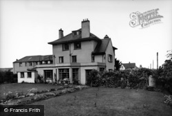 Morfa Nefyn, Linksway Hotel c.1965