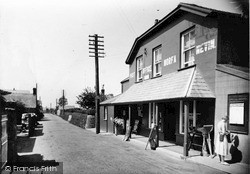 Morfa Nefyn, Post Office c.1935