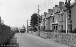 Morfa Nefyn, Shore Road c.1933