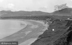 Morfa Nefyn, The Bay c.1935