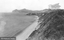 Morfa Nefyn, The Beach And Rivals c.1935