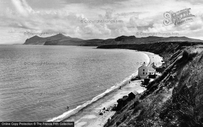Photo of Morfa Nefyn, The Beach And Rivals c.1960