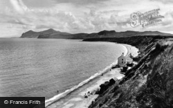 Morfa Nefyn, The Beach And Rivals c.1960