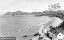 Morfa Nefyn, The Beach And Rivals c.1965