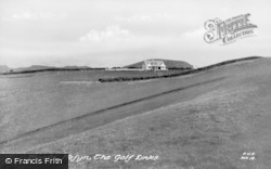 Morfa Nefyn, The Golf Links c.1950