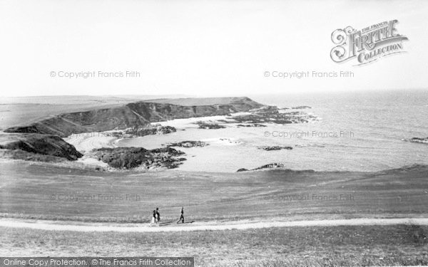 Photo of Morfa Nefyn, The Golf Links c.1960