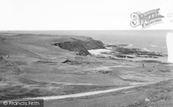 Morfa Nefyn, The Golf Links c.1960