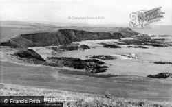 Morfa Nefyn, The Golf Links c.1960