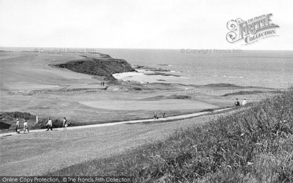 Photo of Morfa Nefyn, The Golf Links c.1960