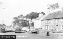 Morfa Nefyn, The Road To The Beach c.1965