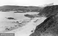 Morfa Nefyn, The Three Ways, Borthwen c.1935