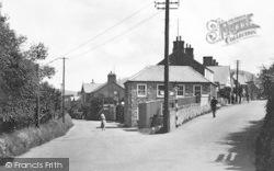 Morfa Nefyn, The Village c.1933