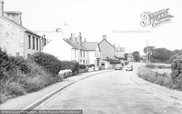 Photo of Morfa Nefyn, The Village c.1955