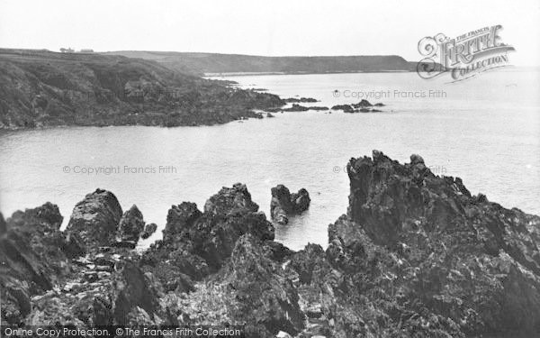 Photo of Morfa Nefyn, View From Cable Bay c.1935