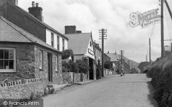 Morfa Nefyn, Village c.1933