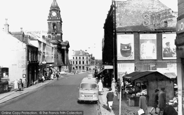 Photo of Morley, Queen Street c.1965