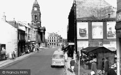 Queen Street c.1965, Morley