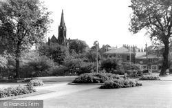 Scatcherd Park c.1965, Morley