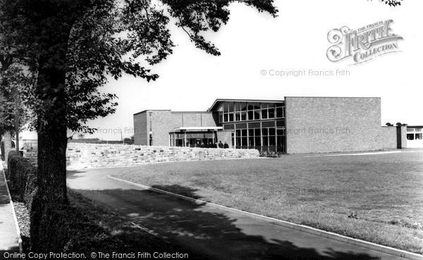 Photo of Morley, The Grammar School c.1965